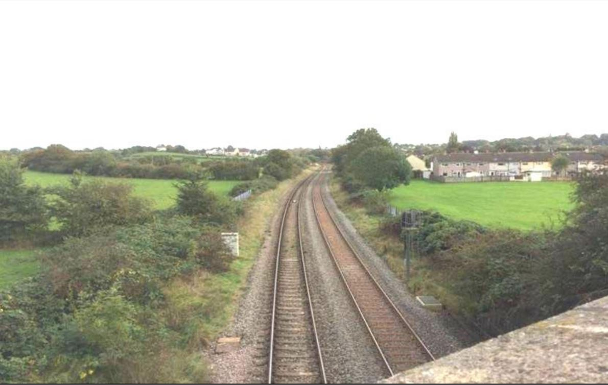 Henbury East station location