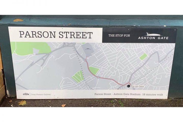 Parson Street to Ashton Gate