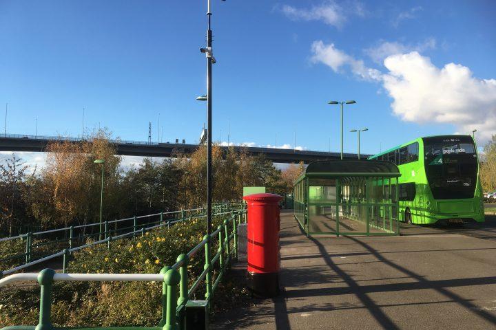 Portway Parkway site