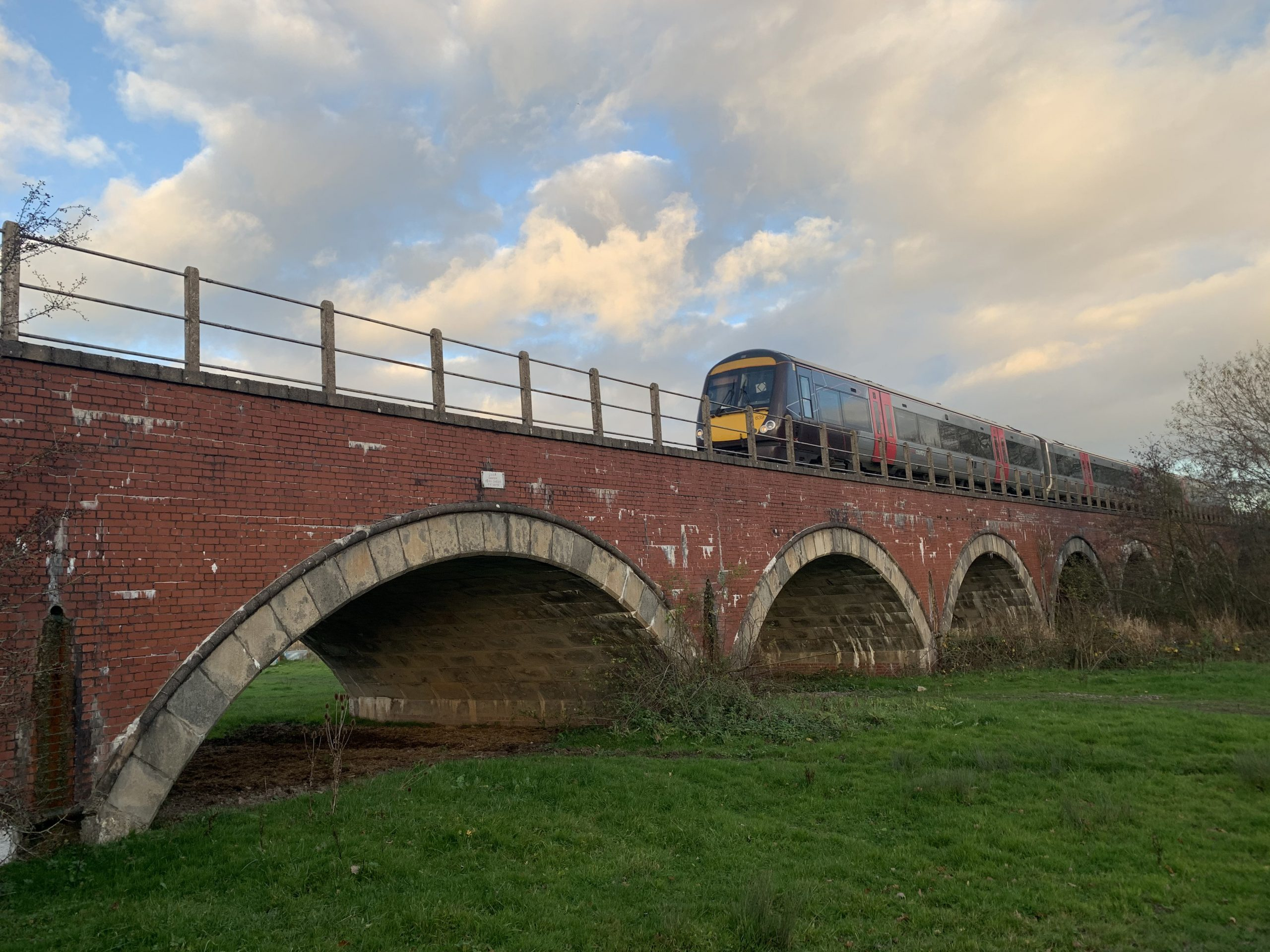 Ham Viaduct, Alney Island
