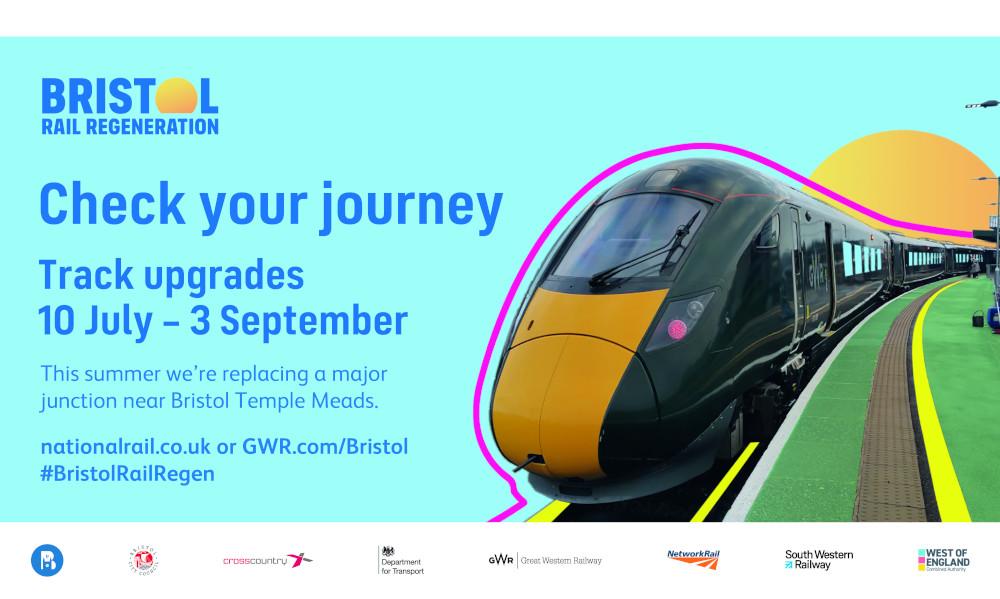 Bristol Rail Regeneration poster